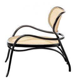 Lehnstuhl Lounge Chair Gebrüder Thonet Vienna - Milia Shop