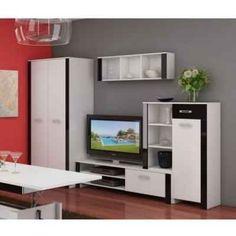 Pohištvo - Hiša pohištva - Sestav za dnevno sobo HUGO 3 Več na: www. Roxy, Office Desk, Corner Desk, Stuff To Buy, Home Decor, Indigo, Police, Home Theaters, Recipes