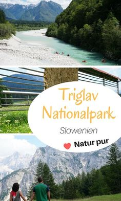 Entdeckt mit uns den Triglav Nationalpark und das Soca Valley in Slowenien! Unse… Discover with us the Triglav National Park and the Soca Valley in Slovenia! Our tips for your road trip, hiking and outdoor fun in beautiful nature! Outdoor Spa, Outdoor Travel, Europe Destinations, Rafting, Koh Lanta Thailand, Slovenia Travel, Famous Beaches, Reisen In Europa, Destination Voyage