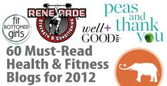 60 Must-Read Health & Fitness Blogs for 2012 | @Greatist