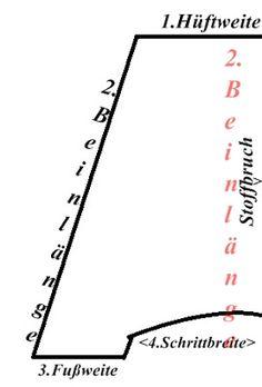 Haremshose selber schnittmuster easy mit Tutorial                                                                                                                                                                                 Mehr