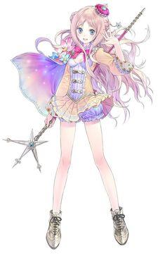 Learn To Draw Manga - Drawing On Demand 5 Anime, Anime Chibi, Game Character Design, Character Art, Manga Comics, Estilo Anime, Anime Artwork, Kawaii Anime Girl, Anime Outfits