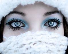 ice blue eyes - Buscar con Google