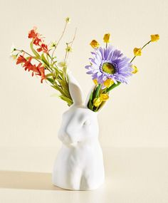 Great Hare Day Vase | HolyCool.net