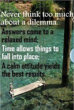 Neem je tijd