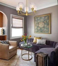 Small Apartment Living Room Decor 10 Ways to Get the Best Small Living Room Interior Designs Small Space Living Room, Small Apartment Living, Living Room Paint, Living Room Grey, Living Room Decor, Small Spaces, Home Design, Living Room Interior, Interior Design Living Room