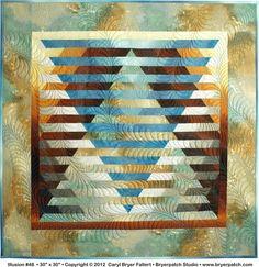 Amazing! Caryl Bryer Fallert - Illusion48