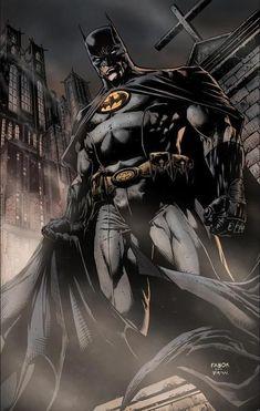 Batman by-Jason Fabok