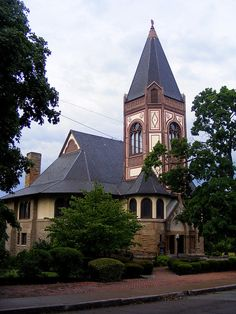 Memorial Chapel at Fisk University in Tennessee