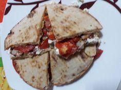 Σκεπαστή με λουκάνικο και φέτα Tacos, Mexican, Ethnic Recipes, Food, Meals, Mexicans