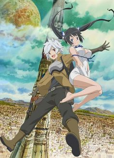 DanMachi | Is It Wrong to Try to Pick Up Girls in a Dungeon?