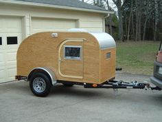 DIY Teardrop Trailer