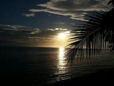 Zamboanga sunset