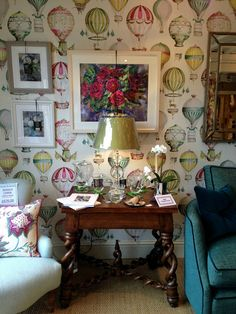 #Penrose #Interiors #Showroom - #Manuel #Canovas - #William #Yeoward