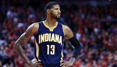 According to ESPN's Ramona Shelburne, the Oklahoma City Thunder have acquired Indiana Pacers star forward Paul George for Victor Oladipo and Domantas Sabonis.