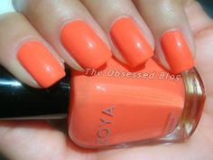 @Zoya Zinger Nail Polish Zoya Thandie from the Stunning Collection