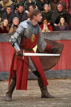 Arthur, medieval men totally rock!