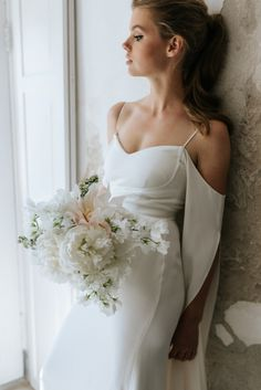 Wild Roses by Marilyn Bartman Photography and Wild at Heart Bridal