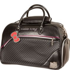 Hello Kitty Golf Hello Kitty Diva Boston Bag - eBags.com