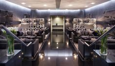 Terminal 5 VIP Suites | Katharine Pooley