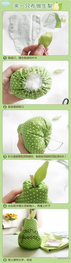 DIY pin cushion for sewing Felt Crafts, Fabric Crafts, Sewing Crafts, Sewing Projects, Diy Crafts, Diy Couture, Diy Pins, Sewing Accessories, Diy Projects To Try