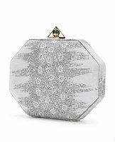 Ann Taylor: Luxe Exotic Clutch