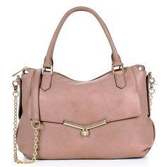 ysl saint laurent bag - Simple Elegant Celebrity Zipped Shoulder Bag - OASAP.com ...