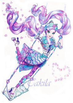 Ever After High on Pinterest | Raven, Ever After and Wonderland