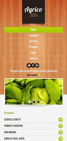 fresh web design