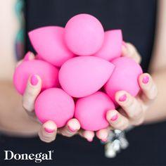 Pink Friday #blending #sponge #gąbka #makijaż #podkład #make-up #makeup #puder