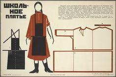 1925's - Nadezhda Lamanova & Mukhina designed 'Patterns for the Proletariat' | Nadezhda Lamanova (1861–1941), Russian fashion design -  Mukhina is famed for her Worker and Kolkhoz Woman which premiered at the 1937 World Exhibition.