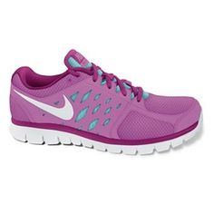 #Nike Flex Run  Running Shoes #Kohls