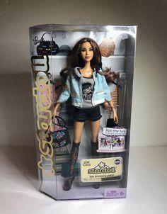 barbie stardolls bonjour bizou doll on Mercari Barbie Life, Barbie World, Barbie And Ken, Vintage Barbie Dolls, Barbie Collector, Bjd, Scene, Punk, Plastic