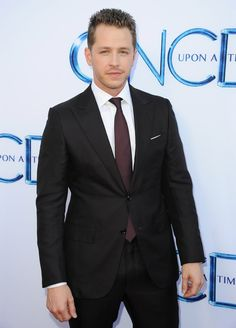 Pin for Later: 19 Times We Just Couldn't Resist Josh Dallas's Charm