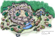 master plan hotel resort - Penelusuran Google