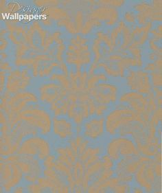 Campbell Damask is a classic design with a modern interpretation. A medium-scale makes this modern and fresh.