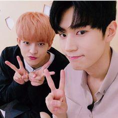 Subin (Victon) & Seungjun (KNK)