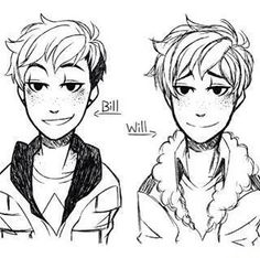 Bill and Will