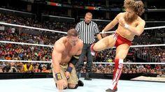 John Cena vs. Daniel Bryan - WWE Championship Match