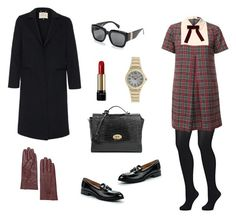 """""""Back to school"""" by stacyco ❤ liked on Polyvore featuring Lamoda, Lancôme and BackToSchool"""