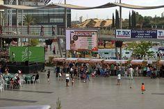Gluten free happening in La Park,Holon,in August