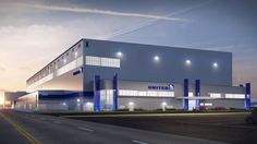 United Airlines Breaks Ground on New Technical Operations Center at Houston's Bush Intercontinental Airport (PRNewsFoto/United Airlines)
