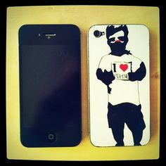 Rumpel for an #iPhone. Or a smartphone that loves Porno.