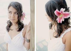 Hawaii Wedding Flower