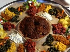 Cooking Channel serves up this Doro Wot (Ethiopian National Chicken Dish) recipe plus many other recipes at CookingChannelTV.com