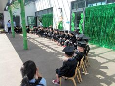 Graduation at Morgannwg