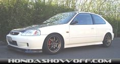 HondaShowOff.com - Matt 's: 2000 Honda Civic DX Hatchback
