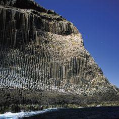 Monumento Natural de #losÓrganos en #LaGomera - #IslasCanarias