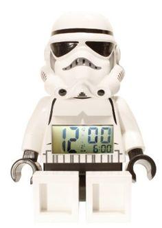 Star Wars Storm Trooper Mini-Figure Alarm Clock