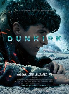 Dunkirk, scheda del film di Christopher Nolan con Tom Hardy e Mark Rylance, leggi la trama e la recensione, guarda il trailer, Trova cinema Roma Milano Italia.